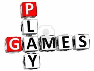 9888042-3d-play-games-crossword-on-white-background