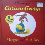 Curious George 8 stories