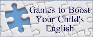 games-to-boost-child's-english