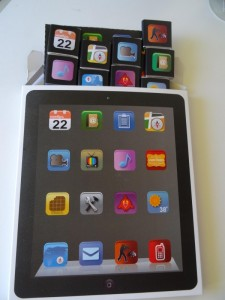 Chocolate IPad