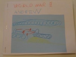 Andrew's book of tanks