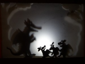 shadow puppet theatre zog